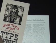 American Typecasting Fellowship